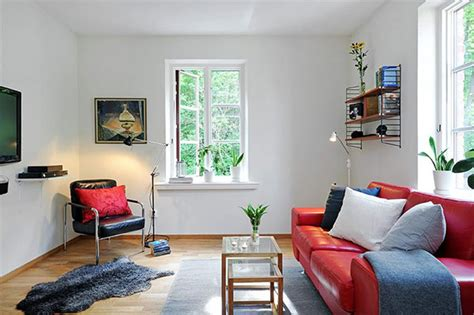 Simple Living Room Ideas For Small Spaces Yellow Sofa
