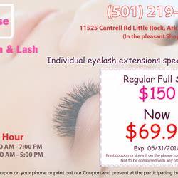 Little rock arkansas beauty salon listings. Rose Nails Spa & Lash - 76 Photos - Waxing - 11525 ...