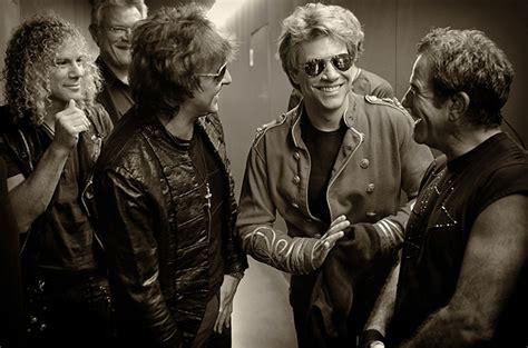 Bon Jovi Set Play Israel Israellycool