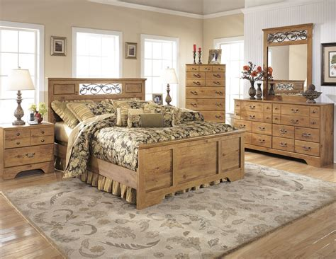 bittersweet bedroom set bittersweet panel bedroom set from ashley b219 55 51 98 10841 | b219 31 36 46 55 51 92 sd 1