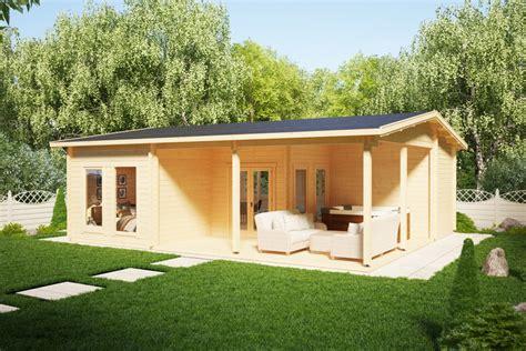 Holzhaus 40 Qm Grundfläche by Kes 228 M 246 Kki Kahdella Makuuhuoneella B 42m 178 9 X 7 M