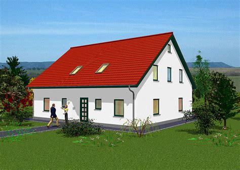 Haus Mit Zwei Wohnungen Bauen by Doppelhaus Massivhaus Bauen Mit Gse Haus