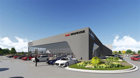 audi dealership fort construction new audi dealership coming to grapevine
