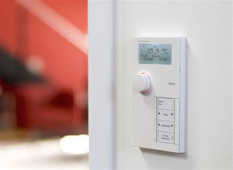 Komfort Sicherheit Und Wirtschaftlichkeit Mit Gira Produkten by Eib Knx Intelligente Geb 228 Udesteuerung