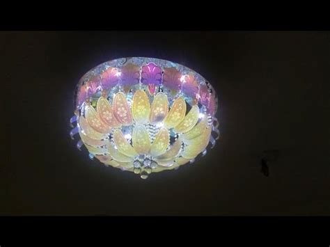 chandelier for living room beautiful ceiling jhumar with usb bluetooth speaker