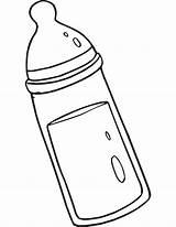 Milk Coloring Bottle Water Jug Pages Baby Getcolorings Printable Chocolate Getdrawings Colorings sketch template