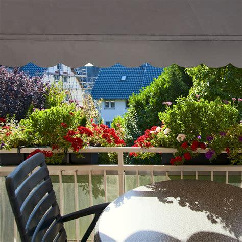 Klemmmarkise Balkon Markise Balkonmarkise Sonnenmarkise