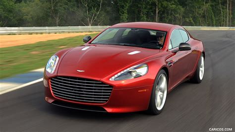 Aston Martin Rapide S Backgrounds by 2017 Aston Martin Rapide S Color Volcano Front
