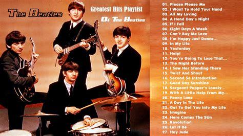 Beatles Best Of The Beatles Greatest Hits 2016 Best Of The Beatles Album
