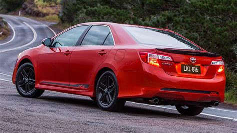toyota camry rz review carsguide