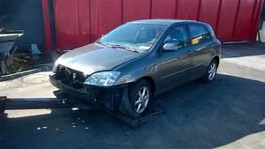 Piece Auto Toyota : boite de vitesses d 39 occasion pour toyota corolla ~ Gottalentnigeria.com Avis de Voitures
