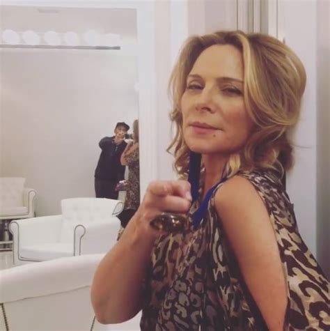 Kim Cattrall Hints At Sex And The City Spin Off