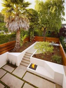 deco jardin terrasse exotique With superb amenagement terrasse et jardin photo 3 exotique paysage