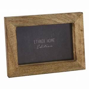 Maison Du Monde Cadre Photo : autre cadre photo en manguier par maisons du monde ~ Teatrodelosmanantiales.com Idées de Décoration