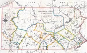 Dauphin County Pennsylvania Map