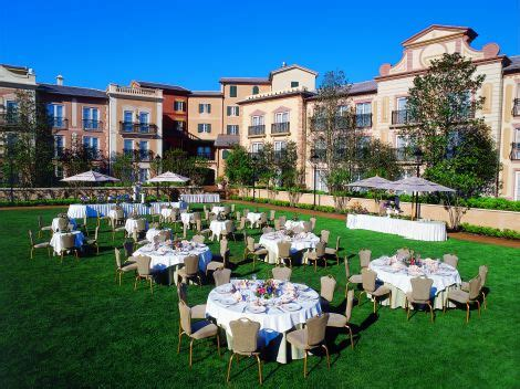 orlando wedding venue loews portofino bay hotel