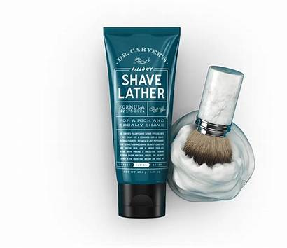 Shave Lather Shaving Carver Dr Travel Dollarshaveclub