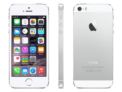 iphone 5s gebraucht ohne vertrag apple iphone 5s 16gb ohne vertrag und ohne simlock silber