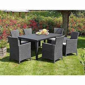 allibert 39iowa39 rattan effect garden dining chair With homestore and more outdoor furniture
