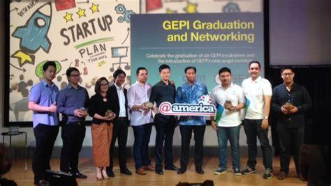 foto de Indonesian incubator GEPI graduates six startups mainly
