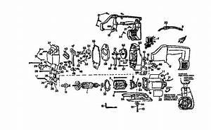 Dewalt Model Dw318k Saw Sabre Genuine Parts