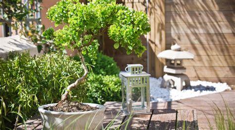 Japanischer Garten Auf Dem Balkon by Japanischer Garten