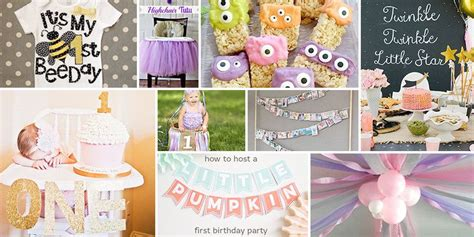 girl 1st birthday party themes 1st birthday party ideas birthday in a box