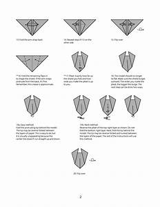 Origami Cartographer U0026 39 S Shield Diagram Page 2 By Houndread