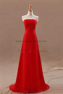 Red Lace Prom Dress – 2016-2017 Fashion Trend – Fashion Gossip