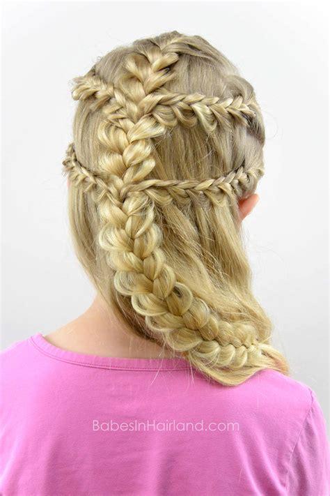 viking braids babes  hairland