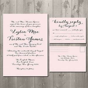 wedding invitations with rsvp cards theruntimecom With how to assemble wedding invitations with rsvp