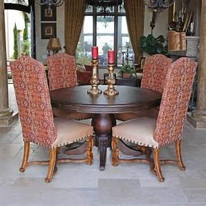 Kovethospitality, Florence, Reclaimed, Wood, Round, Dining, Table