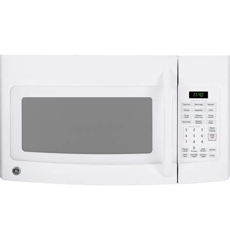 ge spacemaker  cu ft   range microwave oven jvmdpww ge appliances