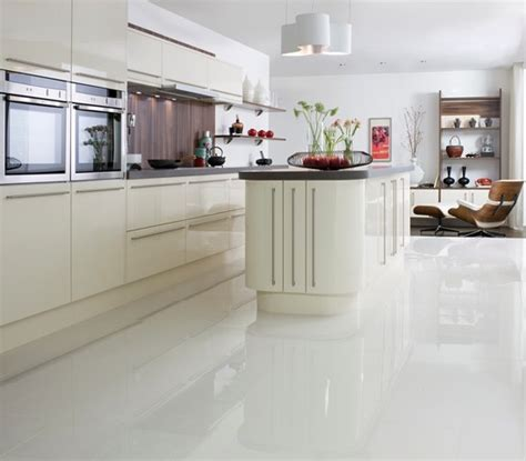 White Gloss Wall & Floor Tile  Polished Tiles  Topps Tiles