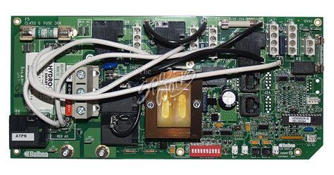 Circuit Board For Balboa Vssz Series Control Packs