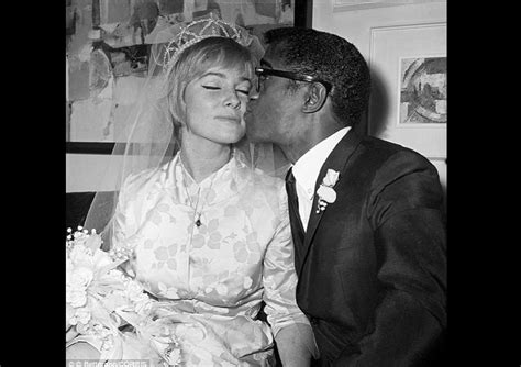 When Hollywood's Sammy Davis was humiliated by JFK, others ...
