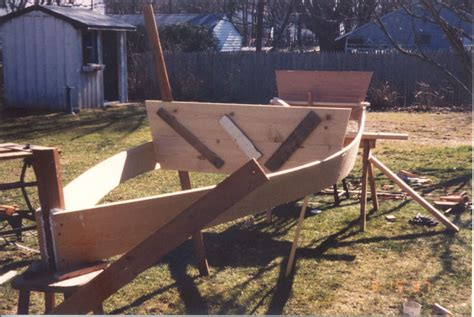 Jersey Skiff Boat Plans by Jersey Skiff Boat Plans Boat Plans Blueprint
