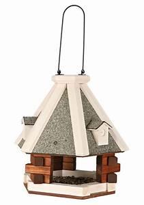 Schuhschrank Zum Hängen : vogelhaus pyramide grau wei zum h ngen kaufen otto ~ Markanthonyermac.com Haus und Dekorationen