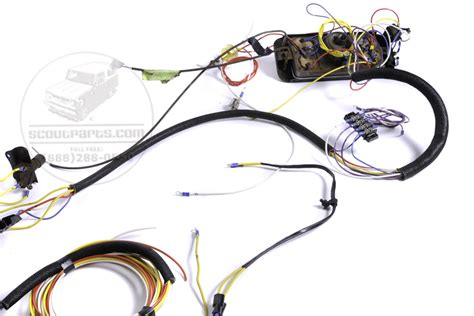L Wiring Harness by International Travelall Parts
