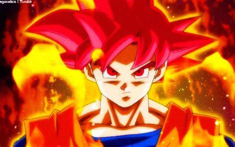 We hope you enjoy our growing collection of hd images to use as a. Goku Super Saiyan God Gif on Make a GIF