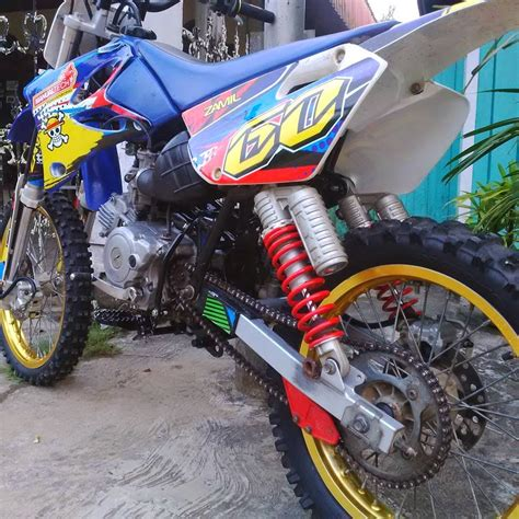 Jual Motor Modifikasi Trail by Modif Motor Bebek Trail Foto 2017