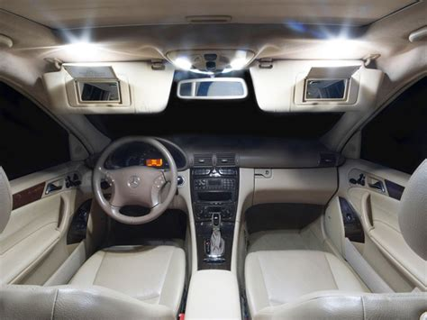 mercedes classe e interieur pack led int 233 rieur mercedes classe e w211
