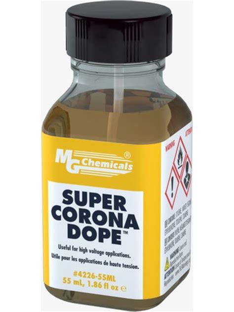 Is this coronavirus different from sars? MG Chemicals Super Corona Dope, 55ml (4226-55ML)   eBay