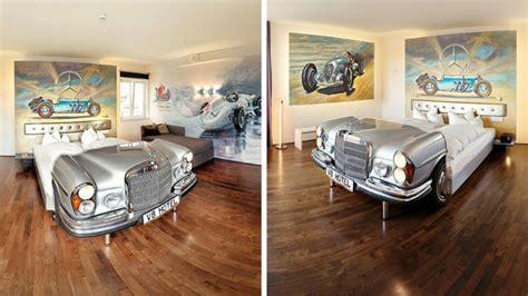 lit superposé chambre déco 7 idées pour recycler votre vieille voiture