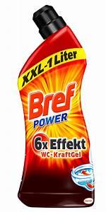 Bref Power Reiniger : bref power wc kraftgel 1000 ml flasche online kaufen ~ Kayakingforconservation.com Haus und Dekorationen