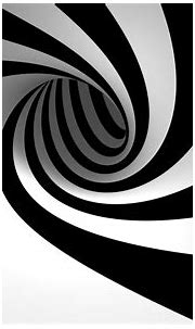 2560x1600 Black and White Stripes Swirl Wallpaper and ...