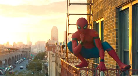 spider man homecoming  trailer tom holland