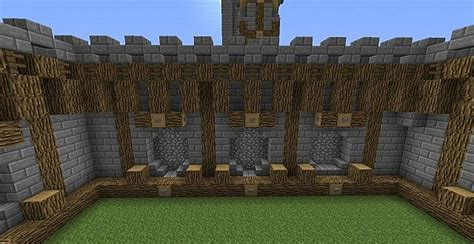 minecraft castle wall designs 1000 images about minecraft walls on