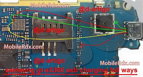 samsung gt s5360 usb charging problem solution jumper ways