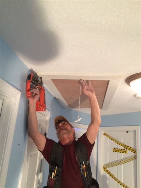 werner ae energy seal attic ladder  concord carpenter